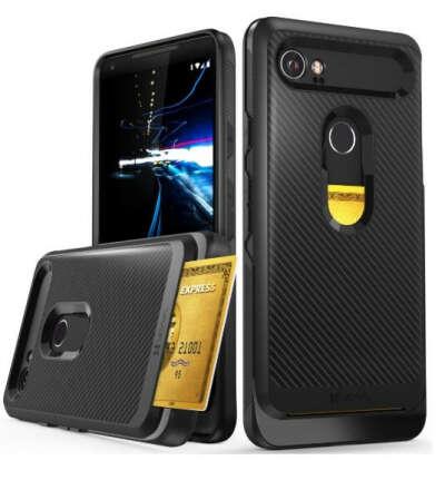 Pixel 2 XL Case w/ Card Slot vSkin