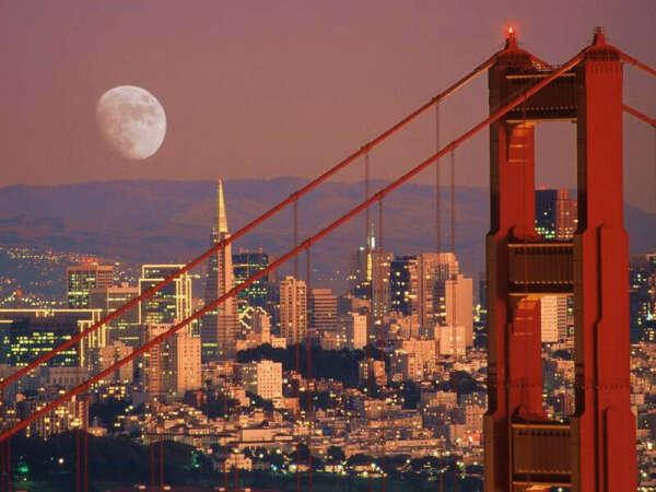 Посетить Сан-Франциско
