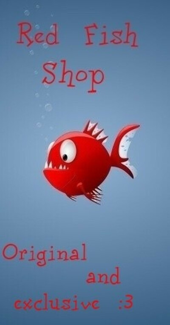 Скупить все из магазинчика RedFish