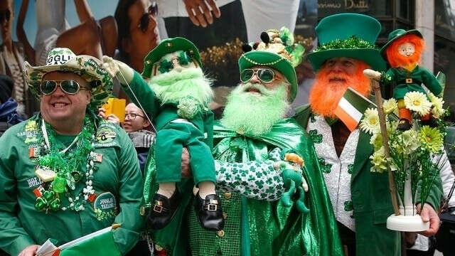 Отметить день св. Патрика в Дублине