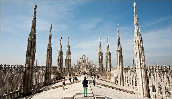 Visit Milano