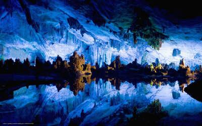 Посетить Кунгурскую ледяную пещеру вдвоем*