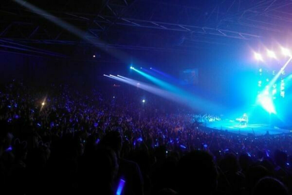 концерт EXO