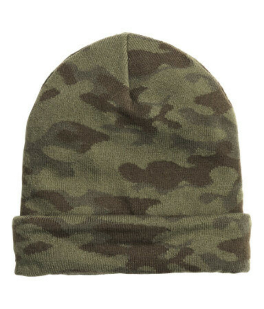 H&M Вязаная шапка 399 Руб