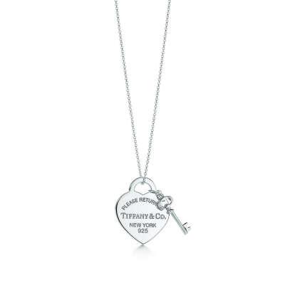 Tiffany&Co Necklace Return to Tiffany™