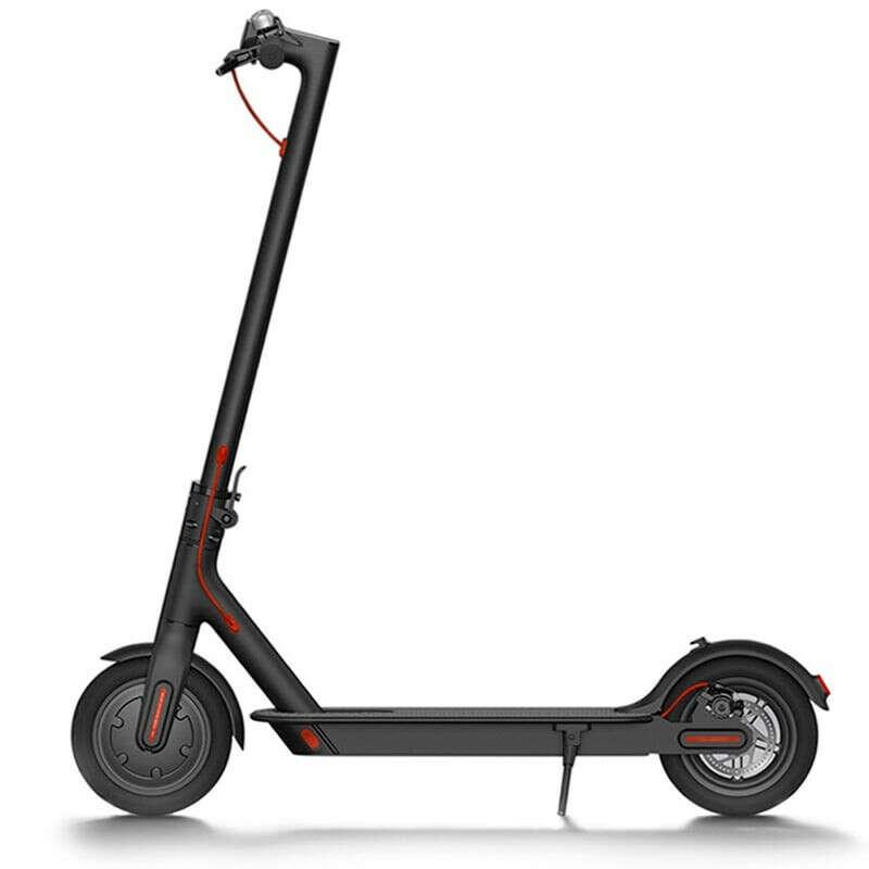 Электросамокат Xiaomi Mijia Electric Scooter Pro (M365 Pro) (черный)