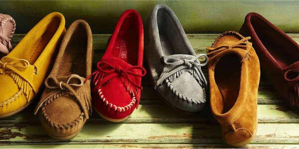 «Совершенная, проверенная - обувь мокасины!»