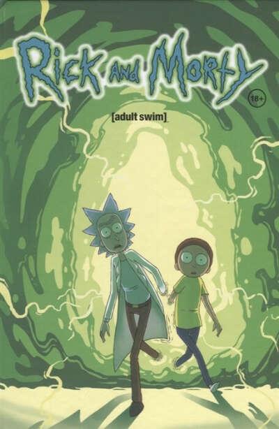 Книга Rick and Morty