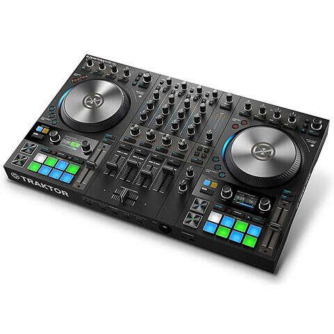 Native Instruments Traktor Kontrol S4 MK3 « DJ-контроллер