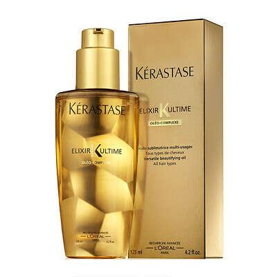 Kérastase ELIXIR ULTIME Versatile Beautifying Oil 125ml