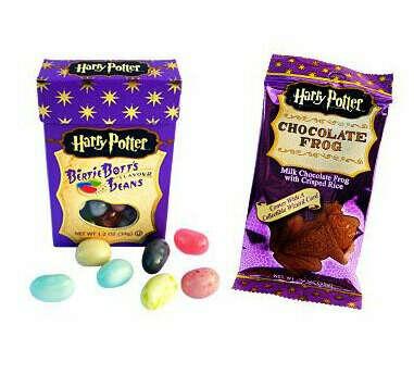 сладости из Гарри Поттера