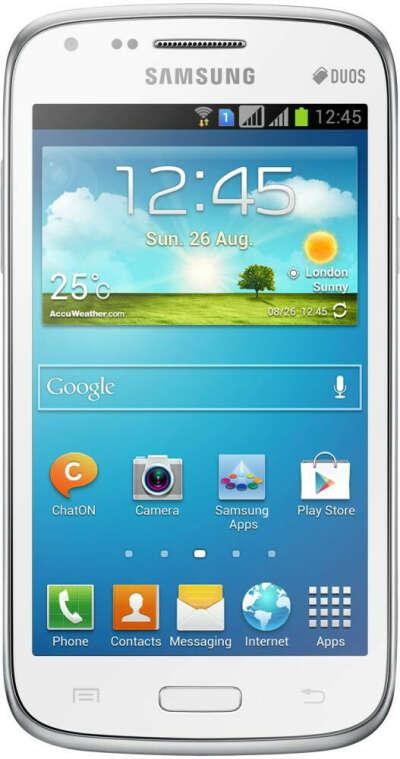 Samsung I8262 Galaxy Core (белый)