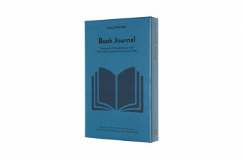 Записная книжка Moleskine Passion Book Journal, Large (13x21см), синяя