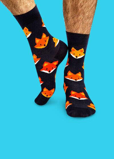 Смешные носки