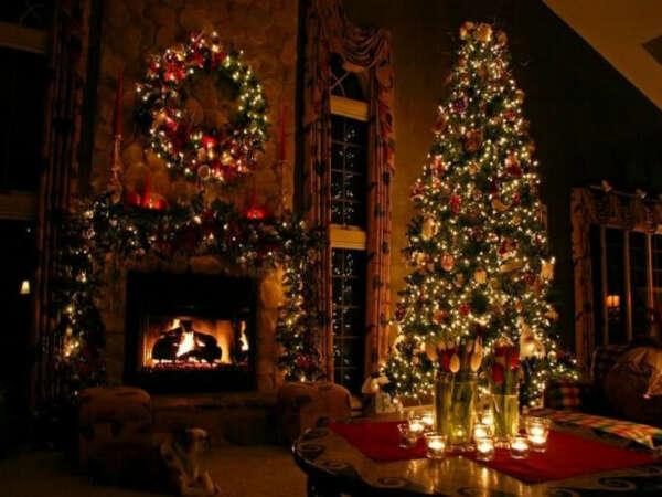 Я очень хочу встретить Рождество в замке у камина с кружкой горячего шоколада и имбирным пряником...
