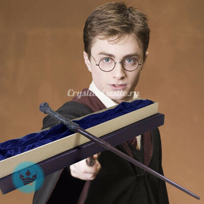 Волшебная палочка Гарри Поттера купить в Crystal-castle.ru