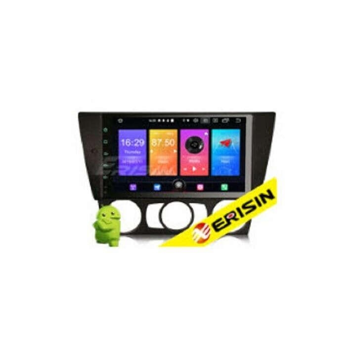 "ERISIN ES2730B 9"" NEW ANDROID 10.0 OS CAR GPS SAT 4G TPMS DAB+ FOR BMW E90 SALOON E91"