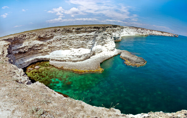 Поездка на мыс Тарханкут (Крым)