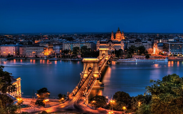 Побывать в Венгрии