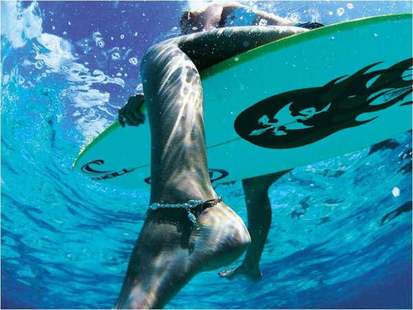 Научиться серфингу.