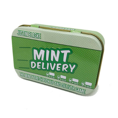 Mint delivery game