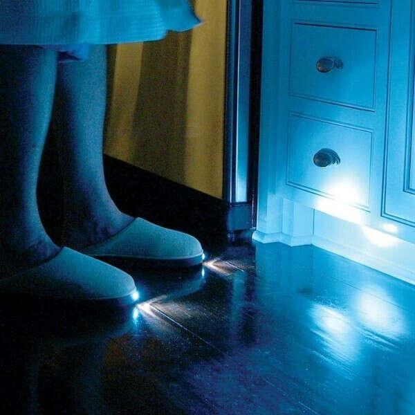 Тапочки с подсветкой