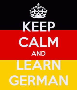 Доучить немецкий язык