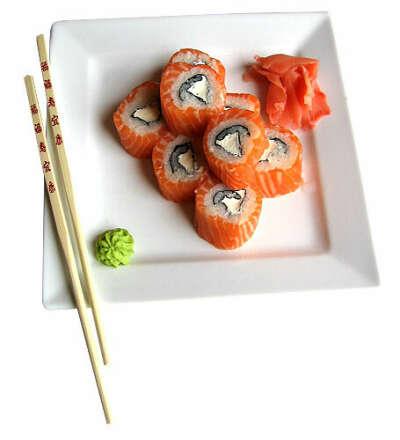 Хочу много много суши