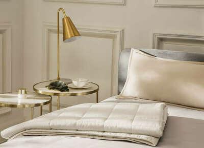Утяжеленные одеяла Beauty Sleep: антистресс эффект, глубокий сон, полное расслабление