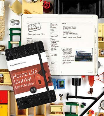 Блокнот Moleskine Passions - Home Life