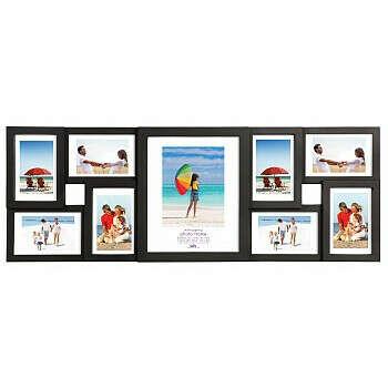 рамки для фоток и место для них :)