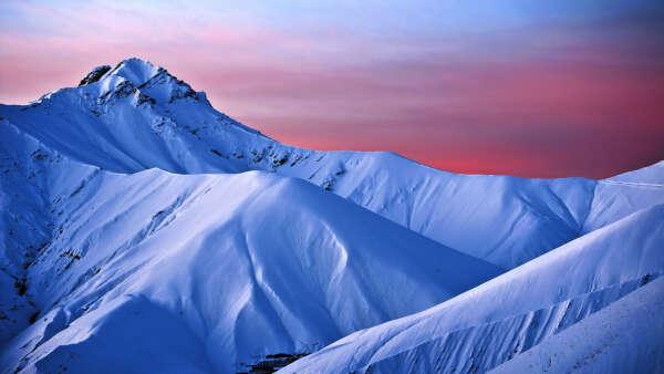 Хочу побывать в горах