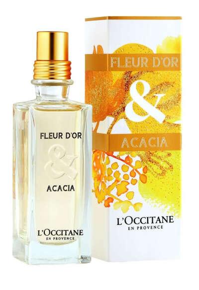 L'OCCITANE Fleur D'or Acacia