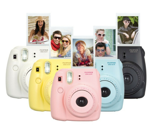 Фотоаппарат FujiFilm 8 Instax Mini