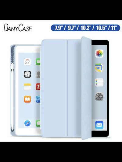 Чехол iPad Air 2019 голубой
