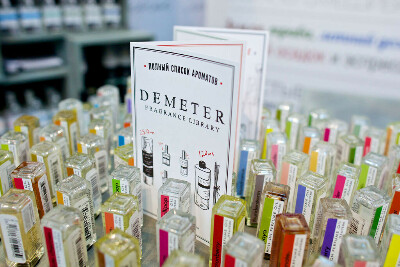 Аромат Demeter