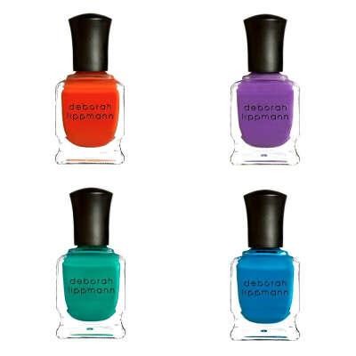 Лаки Deborah Lippmann 4 цвета