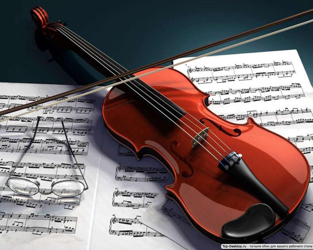 Научится играть на скрипке