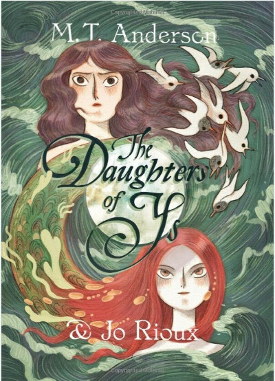 The Daughters of Ys Hardcover – Illustrated