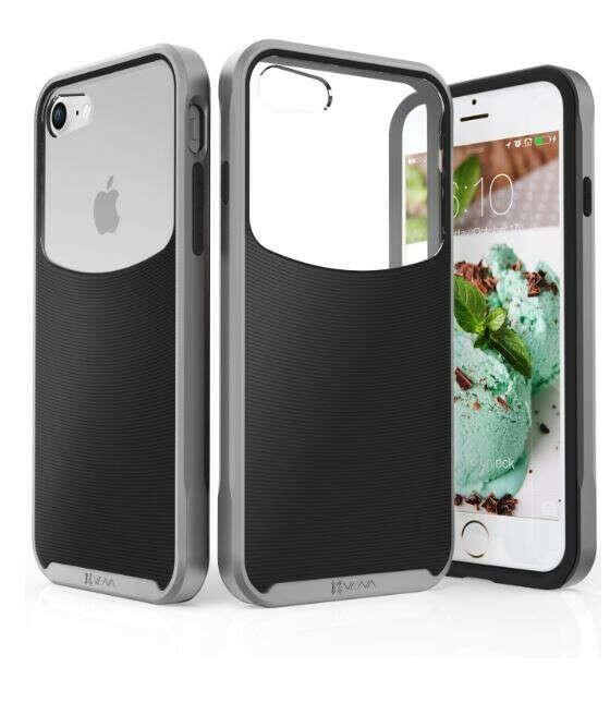 iPhone 7 Clear Hybrid Case Harmony