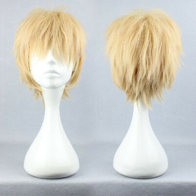 Короткий блонд