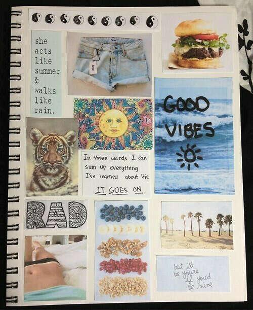 красиво вести дневник