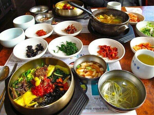 Хочу в ресторан корейской кухни