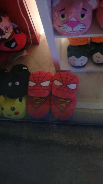 Тапки Spider man