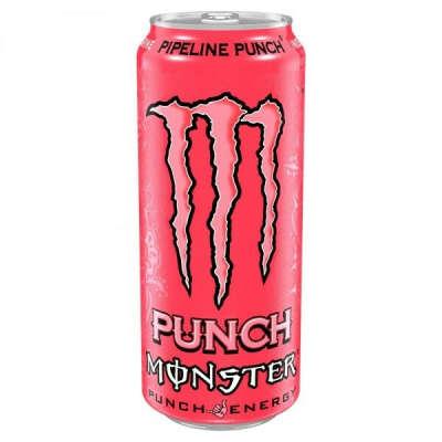 monster energy punch