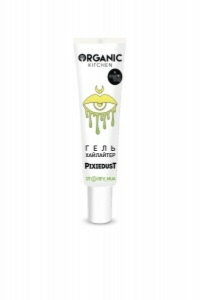 "Organic Kitchen Гель-хайлайтер для лица и тела ""Pixiedust"" от @gev_mua"