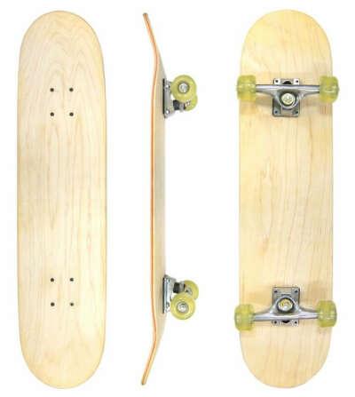 Я хочу скейтборд