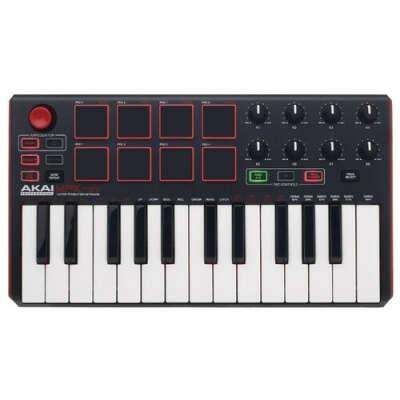 Миди-клавиатура-семплер