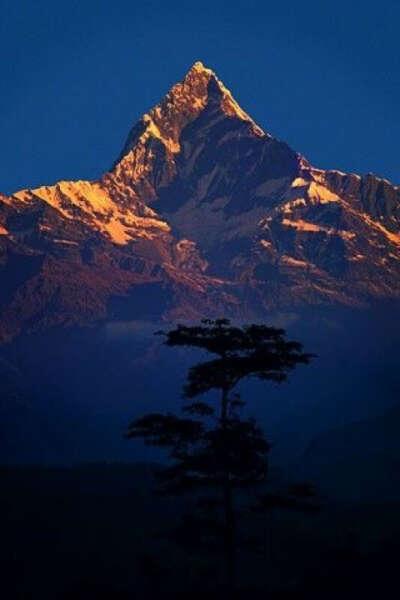 Гималаи. Непал