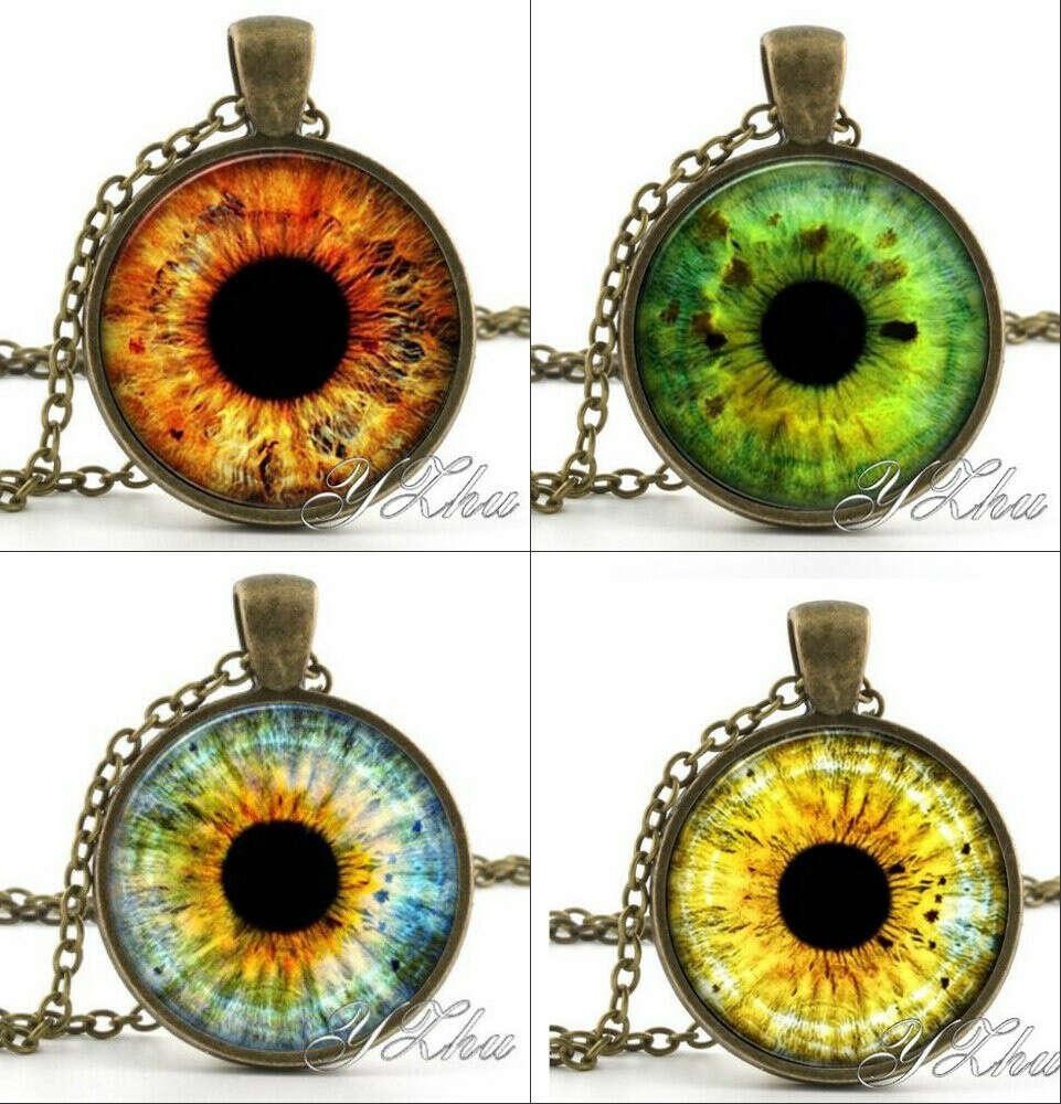 Кулон-глаз